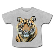 Animals Big Cats Tiger Baby T-Shirt by Spreadshirt®‎