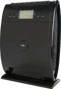 Aironic ® 40w Pro True Hepa Air Purifier Ioniser, Cleans Air, Removes Smoke, And