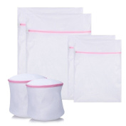 Réllot A Set Of Washing Bags For Laundries 15cm Total, Small Medium Large Size