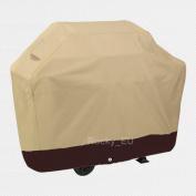 Deluxe Heavy Duty Bbq Cover Waterproof Barbecue Grill Gas Storage Wq5pb