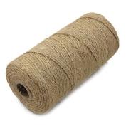 Natural Jute Twine 3 Mm Jute Cord Durable Jute Rope String 100m Hemp Rope Cord