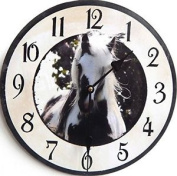 The Wall Clock Design Horse 30cm Round Shape Kitchen Clock - Tinas Collection -