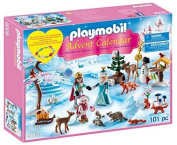 "Playmobil 22880cm christmas Advent Royal Ice Skating Trip"" Calendar With"