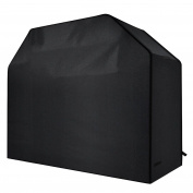 Homitt Gas Grill Cover 58-inch/147cm Heavy Duty Bbq Grill Cover For Weber Hol...
