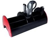 Exerz Ex895a O-life Mega Desk Organiser With Stationery Set 30x16x9 Cm -