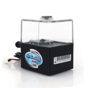Yosootm Sc-300t 12v Dc Ultra-quiet Water Cooling Pump Max.300l/h For Cpu Cooling