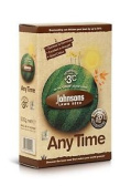 Johnsons Lawn Grass Seed Anytime Any Time 500g / 20sqm Coverage