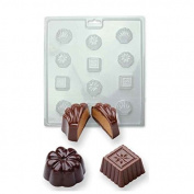 Pme Classic Chocolates Truffle Candy Mould Mould For Cake Decorating
