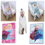 Disney Frozen Fleece Blankets Bedroom Bedding Elsa Anna Olaf Free P+p