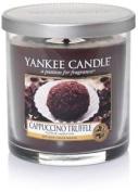 Yankee Candle Cappuccino Truffle, Small Pillar
