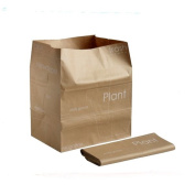 Five pieces of products made in newspaper, magazine rearranging bag case