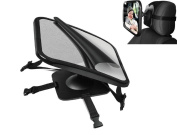 E-Bestar Baby Back Seat Mirror 360°Adjustable Rear View Car Seat Mirror Easily Watch your Precious Child In-Car, Convex and Shatterproof Glass