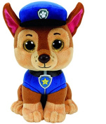 TY 41208 Paw Patrol – Chase with Glitter Eyes 15 cm