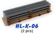Proses Hl-k-06 New 2 X Steel Loads