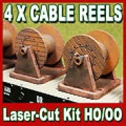 Ls-003 Proses Oo - Laser-cut Cable Drums Kit
