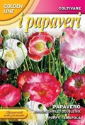 Franchi Seeds Of Italy 'poppy Shirley Mix' Seeds