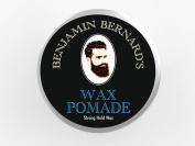 Benjamin Bernard's Strong Hair Pomade for Men – 100 millilitres