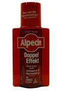 Alpecin 21051 Double Effect Shampoo Against Dandruff & Hair Loss 200 Ml by Es. einkaufsgesellschaft Dro Deutscher drogisten AG