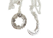 BB Workshops Game of Thrones Moon of My Life, My Sun and Stars - 2 Piece Necklace Set