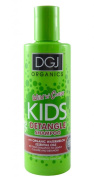 DGJ Organics Wild N Crazy Kids Watermelon Detangle Shampoo 250ml