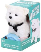 Walking Puppy Westie Dog Toy Bark Barks Barking Moving Kids Play Remote Control