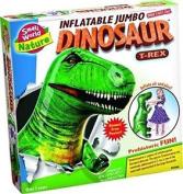 Small World Toys Nature - Inflatable Dinosaur! T-rex Kit, 110cm