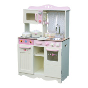 Liberty House Toys Country Wooden Toy Kitchen With Window