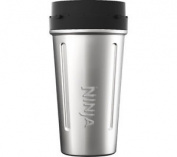 Ninja Nutri Ninja Xskss650uk Cup Stainless Steel & Plastic Black & Grey