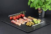 Slate Tray Mop Chrome Handles 30 X 40cm Kitchen