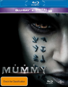 The Mummy 2017 Blu-ray  [Region B] [Blu-ray]