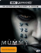 The Mummy 2017 4K Blu-ray  [2 Discs] [Region B] [Blu-ray]