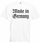 Black Dragon - T-Shirt Man - Made in Germany old german