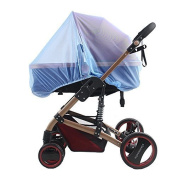 Treasure-house Baby Mosquito Net Toddler Bed Crib Canopy Mosquito Netting for Strollers, Carriers, Car Seats, Cradles
