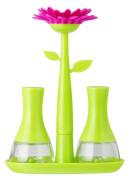 Vigar Flower Power - Flower Power Green Salt & pepper Set