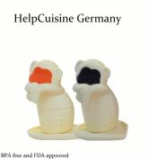 Helpcuisine Monkey Tea Infuser /tea Strainer/silic