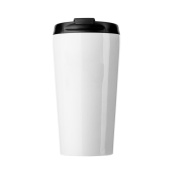 YIHANG @ Stainless Steel Insulation Cup Men And Women Couple Coffee Cup Home Office Leisure Car Cup,White