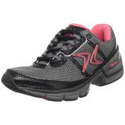 Aetrex Xspress Fitness Runner,Black/Coral,5 M US