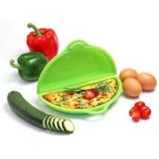 Yoko Design 1155 Omelette Cooker In Silicone/plati