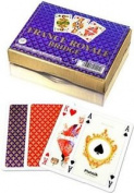 Piatnik Playing Cards - France Royale, Double Deck