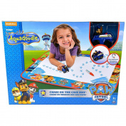 Tomy Aquadoodle Paw Patrol Craft Mat & Pen Chase Kids Childrens Toy, E72523
