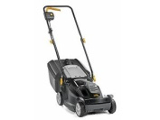 Alpina Bl 380e Electric Push Lawnmower Push With Wheel Traction And Electric W