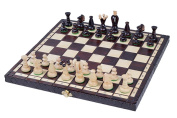 High Quality Decorative Hand Crafted Wooden Chess Set King's – Medium 35cm X By