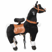 Ride On Horse Cycle Medium Mechanical Walking Horse Bounce Up And Down & Move 4