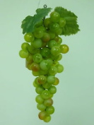 Artificial Fruit Bunch Grapes 'green' 220mm Realistic Fruits Display