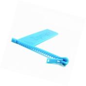 Peleg Design Zipmark Bookmark - Plastic Zipper Notebook Diary Page Holder Novelt