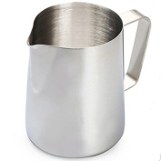 Stainless Steel Milk Frothing By Lintimes 350ml Professional Japanese Style For