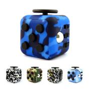 Fidget Toy Toy Children Desk Adults Stress Relief Adhd Camo Zebra Leopard