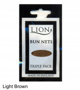 Fine Bunnets - Hair Bun Nets for Ballet, Dance, Equine or Fashion