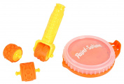 Paint-Sation 2448 Anti-Gravity Technology Mini Roller Orange Paint