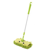 Kids/Infants Educational Play House Toys Cleaning Tools Toys - Mop, Green